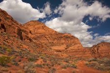 Free Red Rocks Of Utah Stock Photo - 6758850