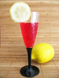 Free Red Aperitif Royalty Free Stock Photography - 6759187