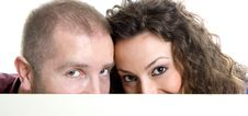 Free Young Love Couple Royalty Free Stock Photos - 6759848