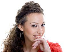 Free Young Woman Posing Stock Photos - 6759893