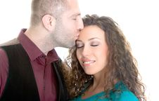 Free Young Love Couple Stock Image - 6759901