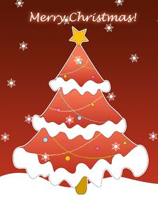 Free Christmas Greeting Stock Images - 6759924