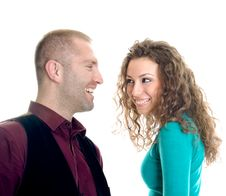 Free Young Love Couple Stock Photos - 6759953