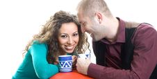 Free Smiling At Each Other Royalty Free Stock Photo - 6759965