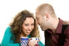 Free Young Love Couple Royalty Free Stock Photography - 6759977