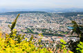 Free The Aerial View Of Zurich City Royalty Free Stock Photo - 6769085