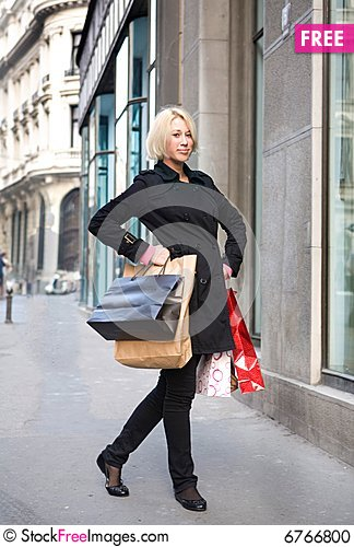 Free Shopping Stock Photo - 6766800