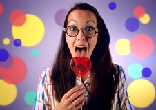 Free Lollipop Stock Photography - 6760032