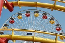 Free Ferris Wheel Royalty Free Stock Photo - 6761905