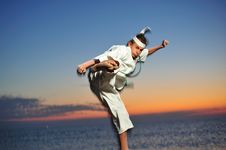 Free Martial Art Royalty Free Stock Photography - 6762587