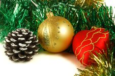 Free Preparation For Christmas , Decorations Stock Images - 6762904