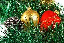 Free Preparation For Christmas , Decorations Stock Photography - 6763122