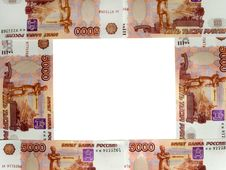 Free Russian  Big Money Royalty Free Stock Image - 6763466