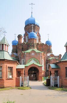Free Orthodox Church Royalty Free Stock Photos - 6763488