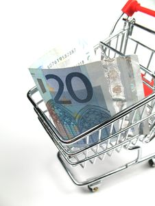Free Money For Shopping Royalty Free Stock Image - 6764036
