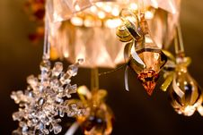 Free Golden Decoration Royalty Free Stock Photo - 6764145
