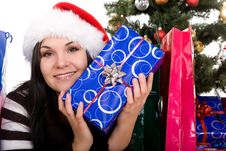 Free Happy Christmas Stock Image - 6764221
