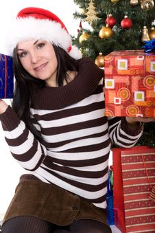 Free Happy Christmas Stock Photography - 6764242