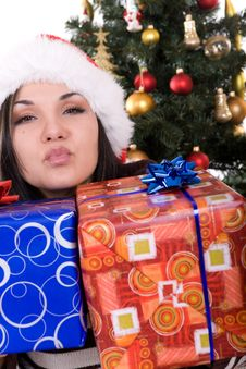 Free Happy Christmas Royalty Free Stock Photography - 6764247