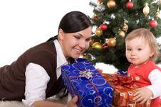 Free Happy Family Royalty Free Stock Photo - 6764495