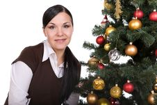 Free Happy Christmas Royalty Free Stock Images - 6764559
