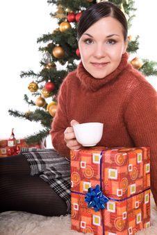 Free Happy Christmas Royalty Free Stock Photography - 6764777