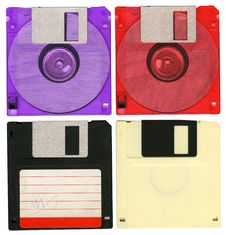 Free Floppy Disks Stock Photos - 6764803