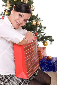 Free Happy Christmas Royalty Free Stock Image - 6764836