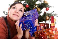 Free Happy Christmas Royalty Free Stock Photos - 6764908