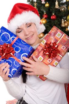 Free Happy Christmas Stock Images - 6764934