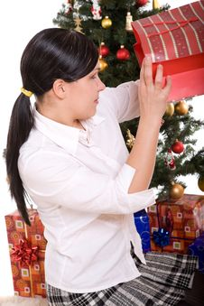 Free Happy Christmas Royalty Free Stock Photos - 6764968