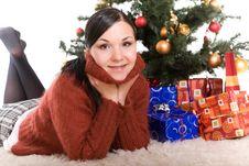 Free Happy Christmas Royalty Free Stock Photo - 6764985