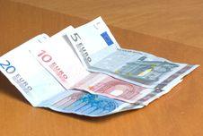 Free Euros Stock Photo - 6765140