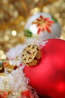 Free Christmas Ornament Royalty Free Stock Image - 6765176