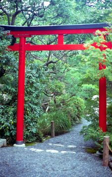 Free Torii Gate Stock Images - 6765314
