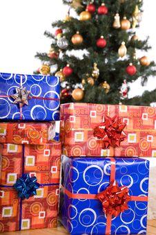Free Christmas Tree Stock Photography - 6765542