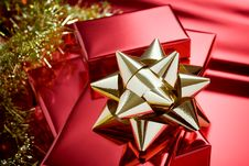 Free Christmas Gifts Stock Images - 6765654