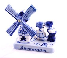 Free Windmill From Amsterdam Stock Images - 6766354