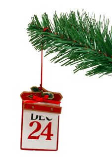 Free 24 Dec Royalty Free Stock Photos - 6766428
