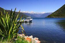 Free Pure Lake Rotoiti Stock Image - 6766541