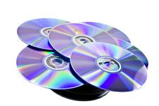 Free Disks Royalty Free Stock Photo - 6767115