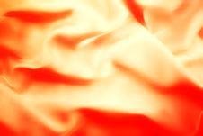 Texture Of Red Silk Stock Photos