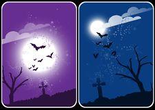 Free Halloween Card Stock Photography - 6767542