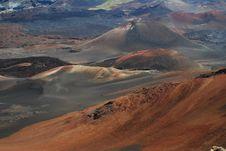 Free Haleakala Volcano Stock Photo - 6769220