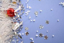 Free Christmas Frame Stock Images - 6769454
