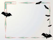Free Bats Frame Stock Photos - 6769823