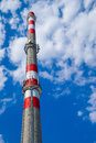 Free Chimney And Blue Sky Royalty Free Stock Photography - 67659377