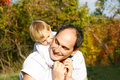 Free Father And Son Portrait Stock Images - 6773734