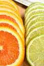 Free Orange And Lime Slices Stock Photo - 6779750