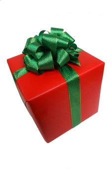 Free Gift Stock Images - 6770294